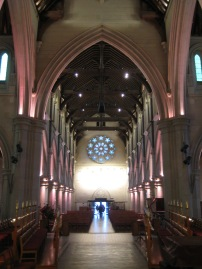 ChristChurch Cathedral, Gothic Revival, christians on campus experience