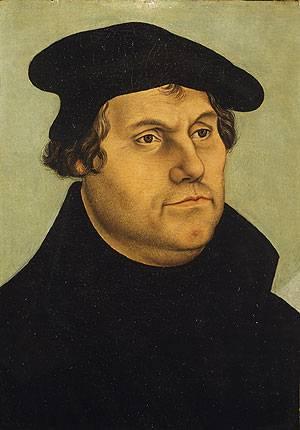 Martin luther king jr protestant reformation