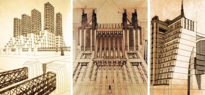 futurist architecture