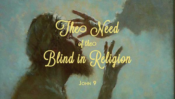 blind man healing John 9