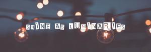 shine as luminaries in the world