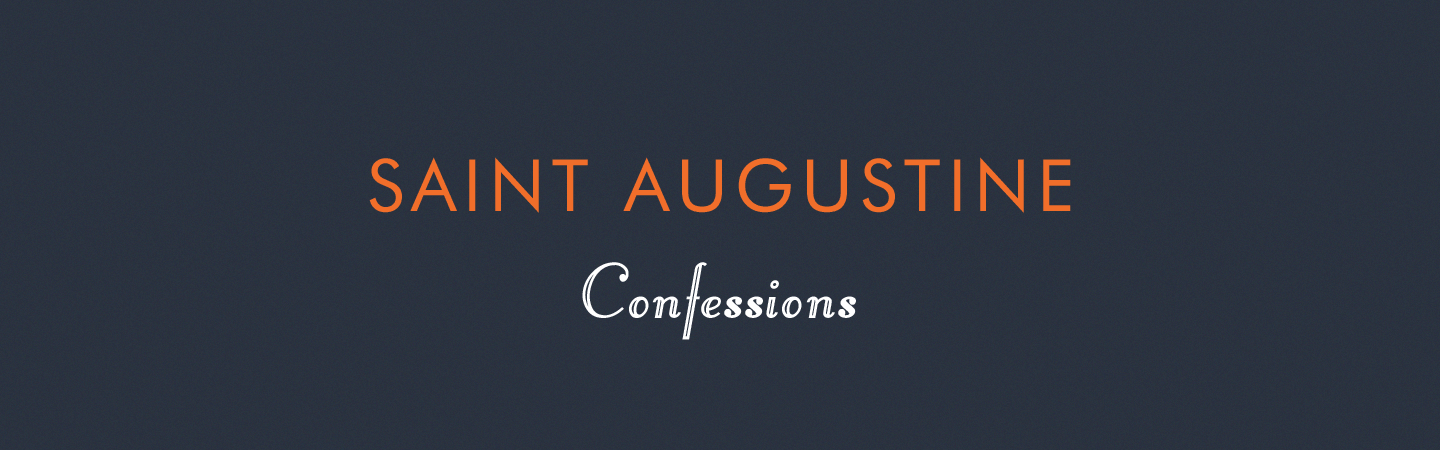 augustine's confessions