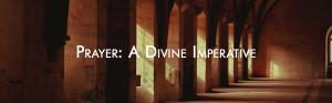 prayer divine imperative