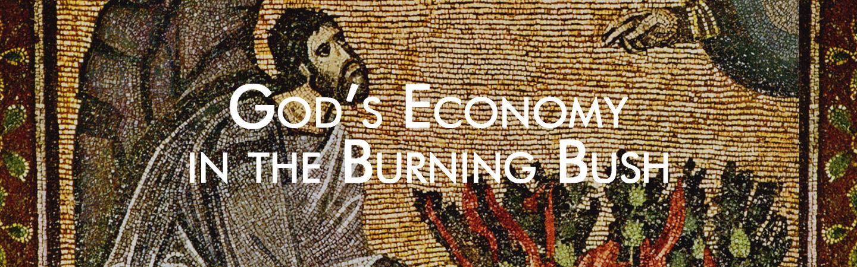 Exodus burning bush