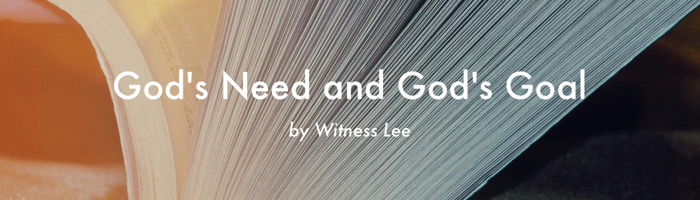 Witness Lee